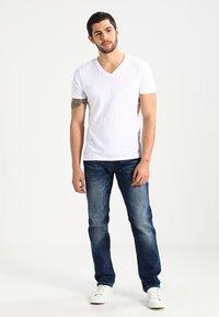 Cars Jeans - YARETH - Straight leg jeans - dark washed - 1