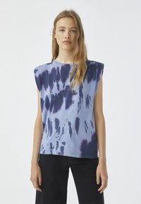 PULL&BEAR - Top - blue - 0