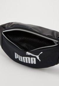 Puma - CORE UP WAISTBAG - Rumpetaske - black - 2