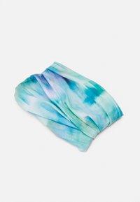 Buff - COOLNET UV UNISEX - Hals- og hodeplagg - marbled turquoise - 3