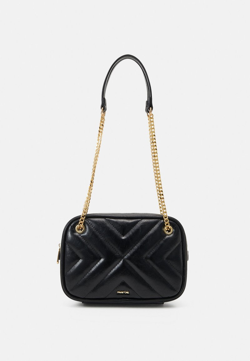 PARFOIS - CROSSBODY BAG LANNISTER - Across body bag - black