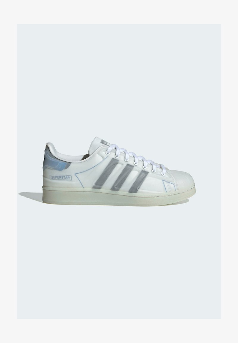 adidas Originals - SUPERSTAR FUTURESHELL - Trainers - white