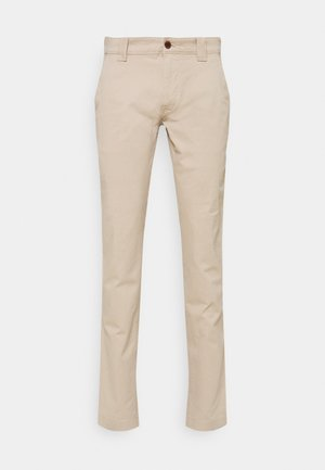 SCANTON PANT - Chino - beige