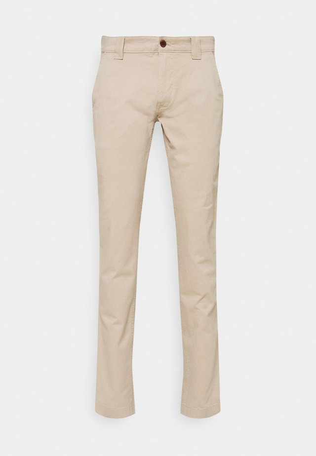 SCANTON PANT - Chinos - beige