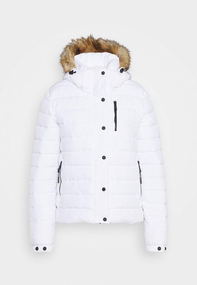 CLASSIC FUJI JACKET - Vinterjakke - white