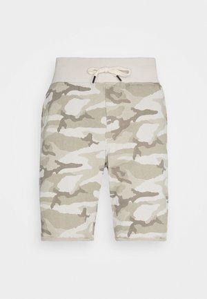 Teplákové kalhoty - desert beige
