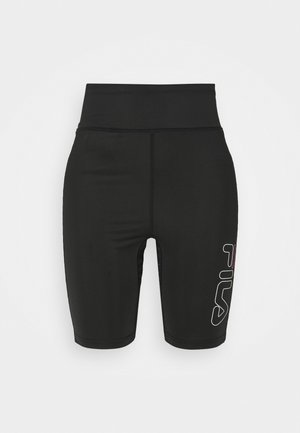ENIKO SHORT TIGHTS - Legging - black