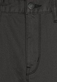 HUGO - Džíny Straight Fit - charcoal - 2