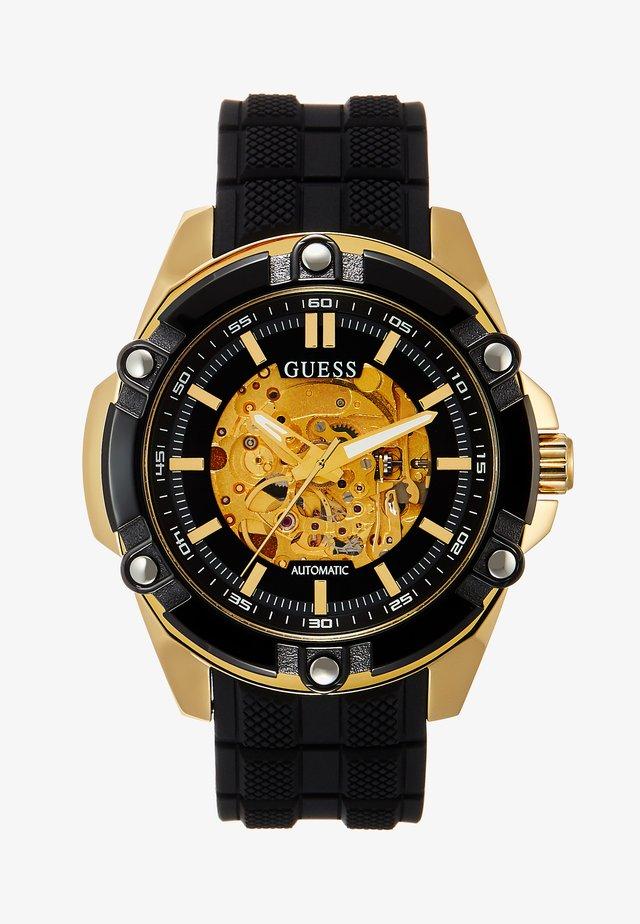 Reloj - black/gold-coloured