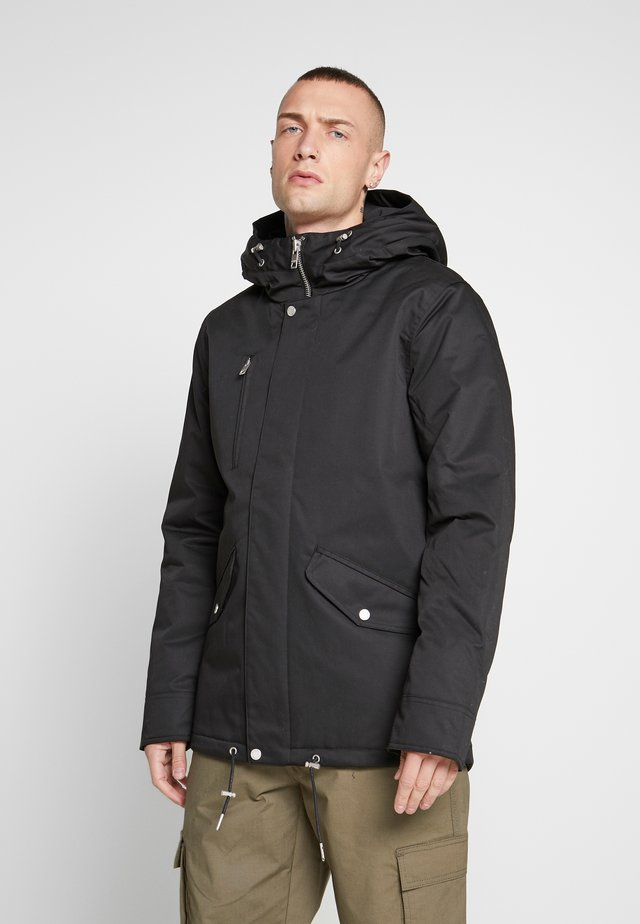 CORNELL - Winter coat - black