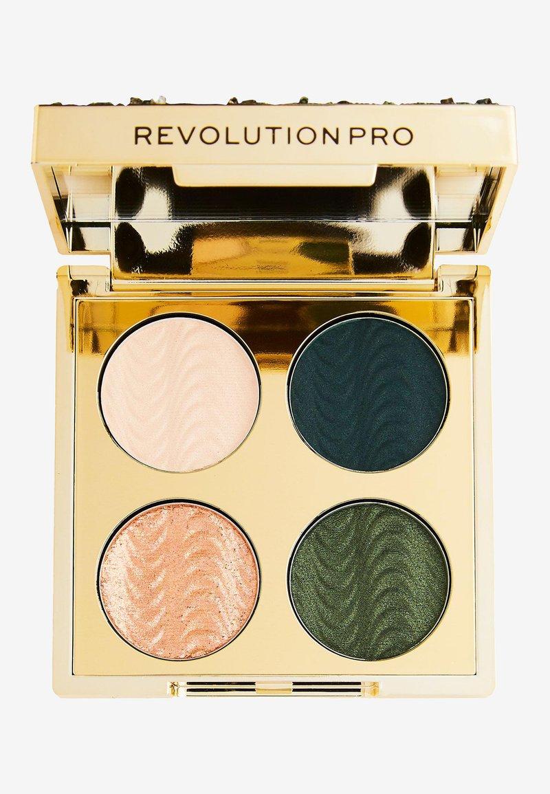 Revolution PRO - ULTIMATE EYE LOOK SO JADED PALETTE - Eyeshadow palette - -