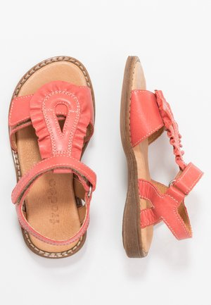 LORE MEDIUM FIT - Sandals - coral