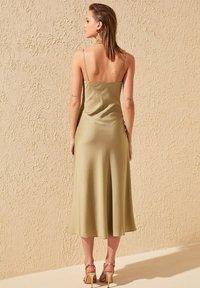 Trendyol - Day dress - green - 2