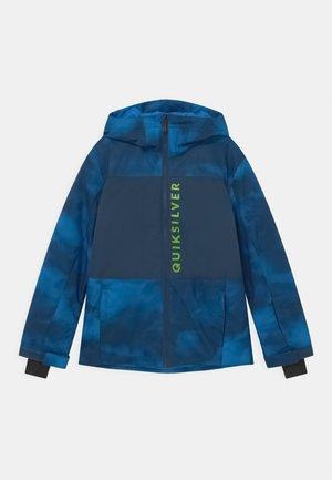 SIDE HIT YOUTH UNISEX - Snowboardová bunda - insignia blue