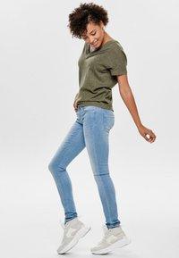 ONLY - Jeans Skinny Fit - light blue denim - 3