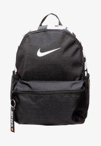 Nike Sportswear - BRASILIA UNISEX - Rucksack - black / white - 1