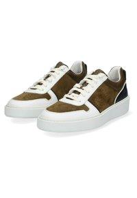 McGregor - Sneakers laag - army/combi - 1