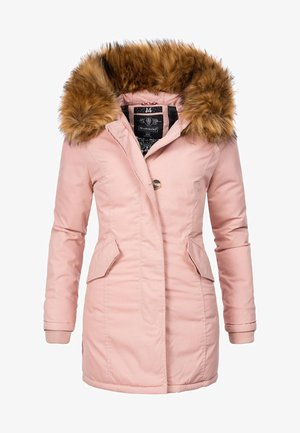 KARMAA - Winter coat - pink