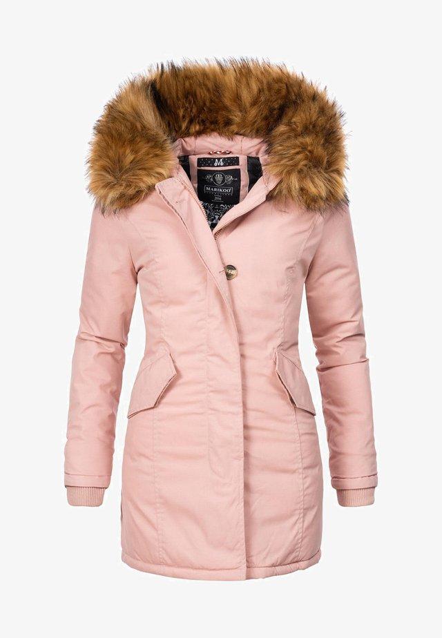 KARMAA - Winter coat - pink