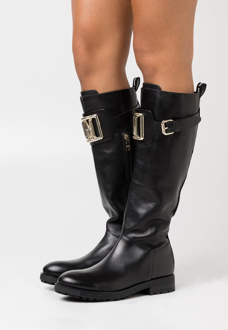 Love Moschino - DAILY - Boots - black