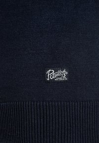 Petrol Industries - V NECK - Jumper - deep navy - 3