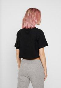 Ellesse - FIREBALL - T-shirts print - black - 2