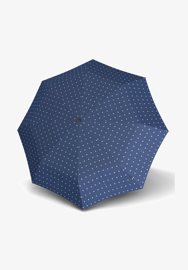 T MEDIUM DUOMATIC - Umbrella - kelly blue uv-protection