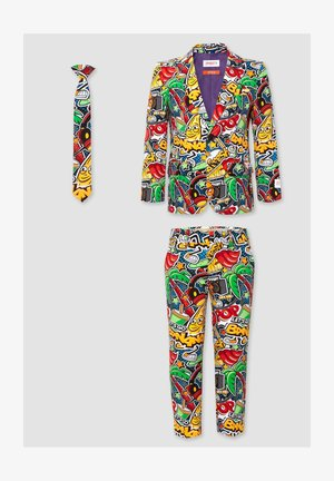 Suit - multi-coloured