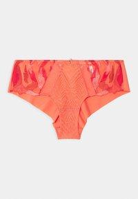 Chantelle - MONTAIGNE SHORTY - Pants - spark orange - 4
