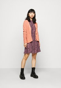 New Look Petite - KONSTANTINE UPDATE MINI - Day dress - pink pattern - 1