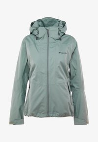 WINDGATES JACKET - Hardshell jacket - light lichen
