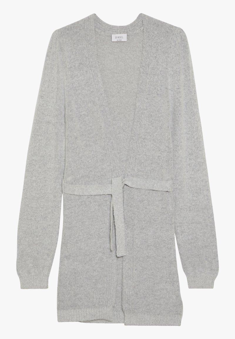 D-XEL - CAMILLA - Cardigan - light grey melange