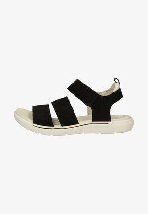 Sandals - schwarz