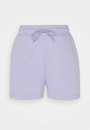PCCHILLI - Shorts - purple heather