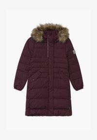 Reima - SATU UNISEX - Kabát zprachového peří - deep purple - 0