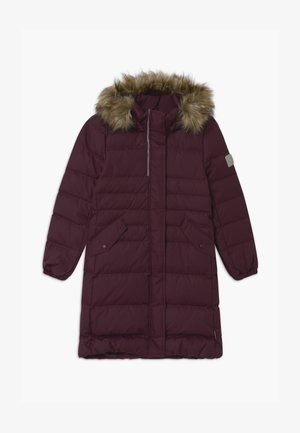 SATU UNISEX - Down coat - deep purple
