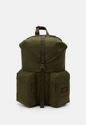 RIPSTOP BACKPACK - Batoh - surplus green