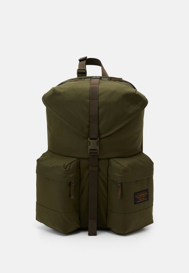 RIPSTOP BACKPACK - Reppu - surplus green