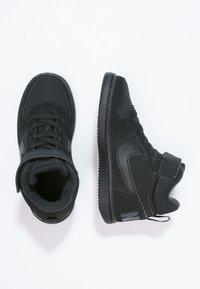 Nike Sportswear - COURT BOROUGH  - Sneakersy wysokie - black - 1