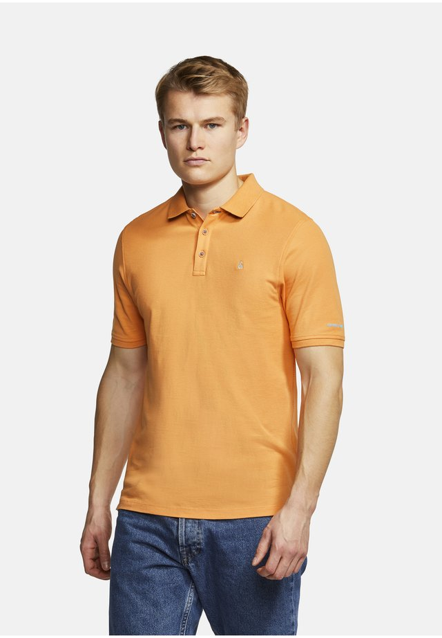 POLOSHIRT BASIC POLO RAPHAEL - Polo - pineapple
