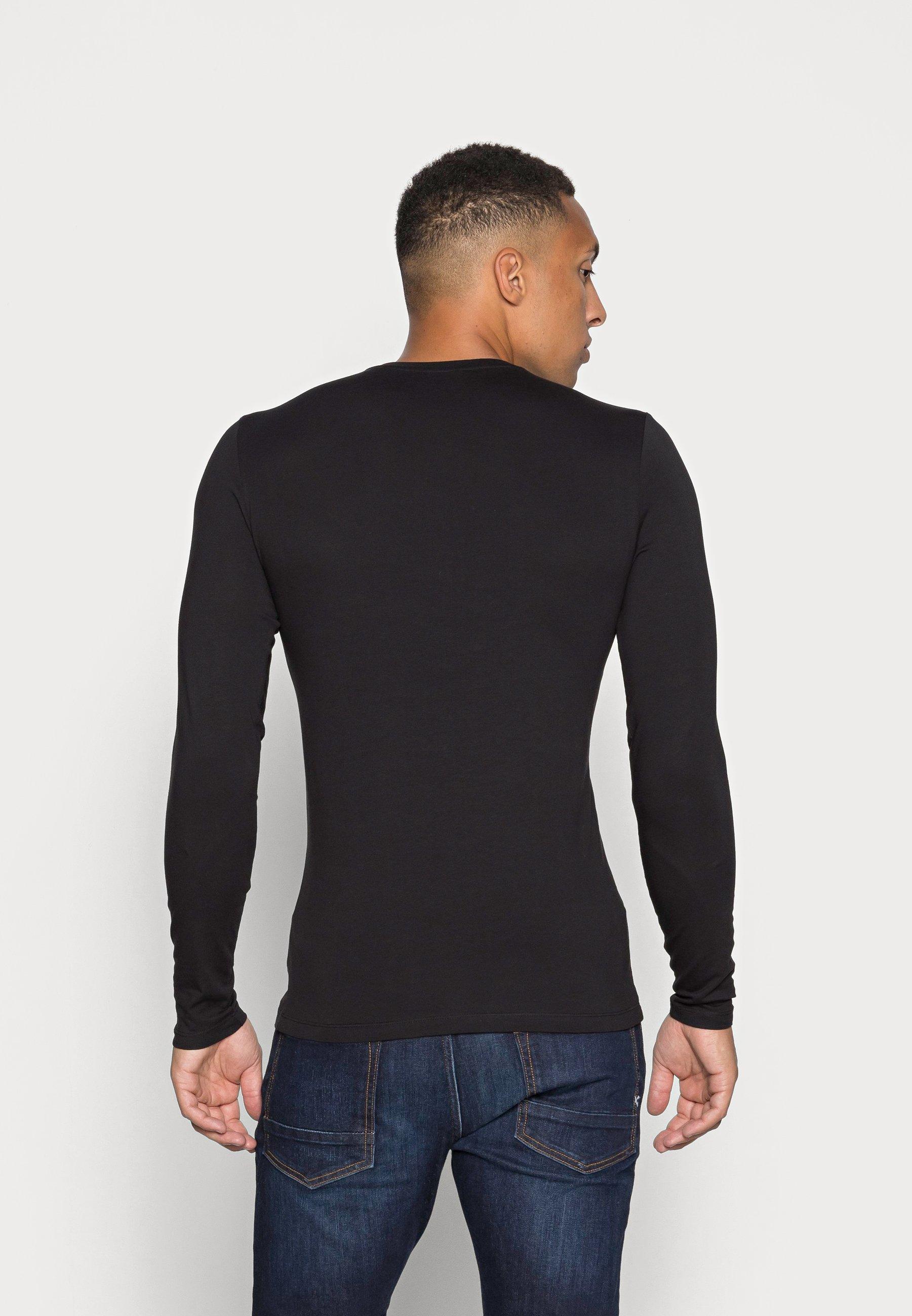 Uomo ONSBASIC SLIM TEE - Maglietta a manica lunga