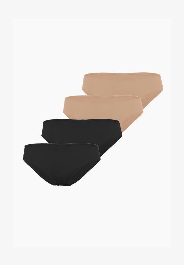 4 X SLIP - Slip - skin e nero