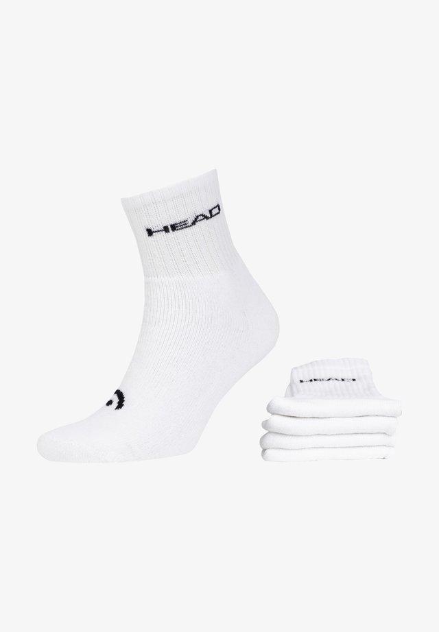 5 PACK - Socken - white