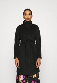 Selected Femme - SLFMELANIE COAT - Classic coat - black - 0