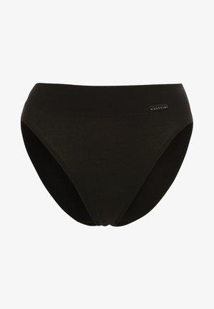 Alushousut - schwarz