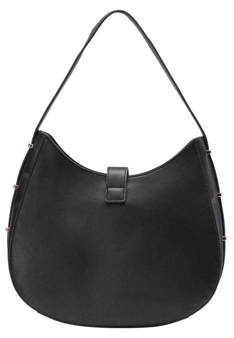 Usha Hobo - Handtasche Black/schwarz
