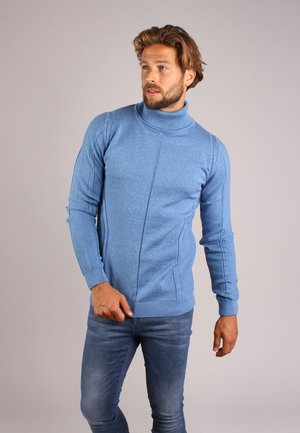 Jersey de punto - blue