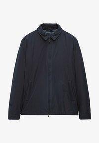 Massimo Dutti - Summer jacket - dark blue - 2