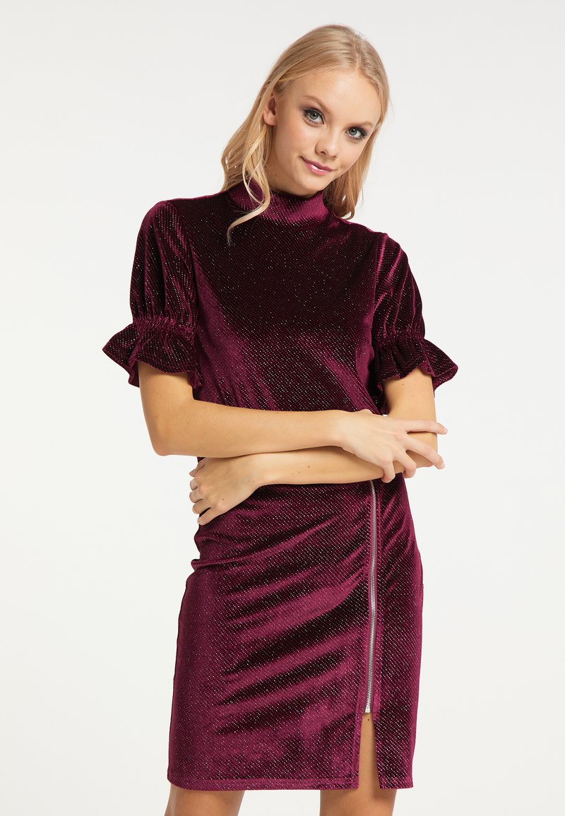 myMo at night - Blouse - bordeaux