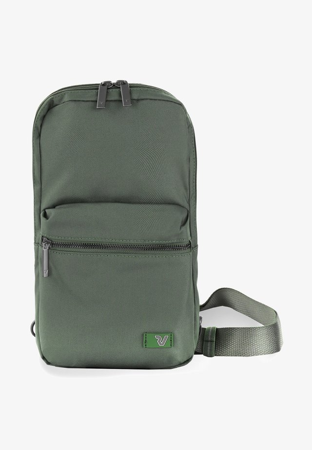 BROOKLYN REVIVE - Across body bag - militar green